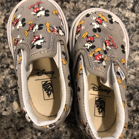 Vans Other - Mickey Mouse vans